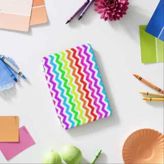 Rainbow chevron iPad mini cover