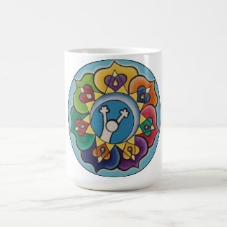 Rainbow Child mug