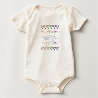 Rainbow Children Baby Bodysuit