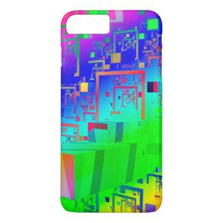 Rainbow city iPhone 8 plus/7 plus case
