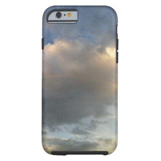 Rainbow Cloud Tough iPhone 6 Case