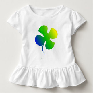 Rainbow Clover Toddler T-Shirt