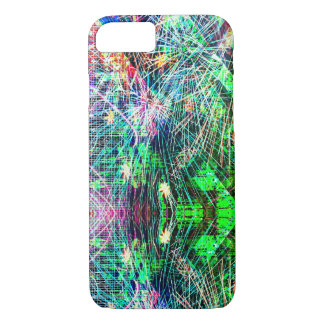 Rainbow Color Abstract Pattern iPhone 8/7 Case
