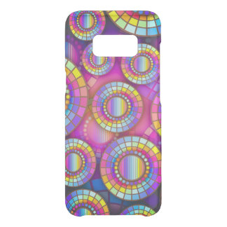 Rainbow Colored Abstract Design Uncommon Samsung Galaxy S8 Case