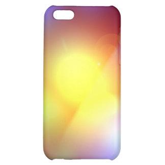 Rainbow Colored Lens Flare iPhone 5C Case
