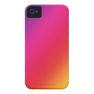 Rainbow Colors Blackberry Bold Case-Mate Case