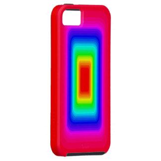 Rainbow Colors iPhone 5 Case