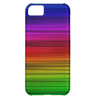 Rainbow Colors iPhone 5C Case