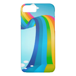 Rainbow colors iPhone 7 case