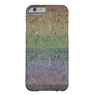 Rainbow Concrete Coated iPhone 6 Case