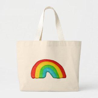 Rainbow Cookie Tote Bags