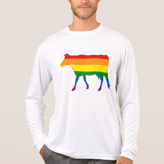 Rainbow Cow T-Shirt