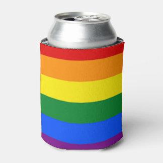 Rainbow Cozyness Can Cooler