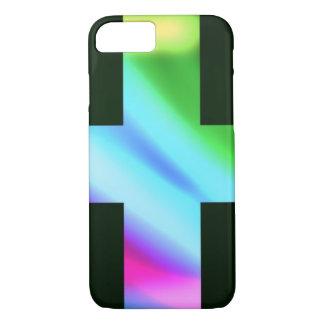 Rainbow Cross iPhone 7 Case