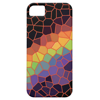 Rainbow Crystals iPhone 5 Case