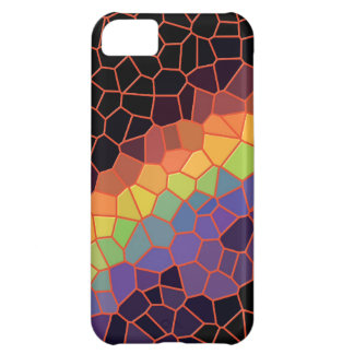 Rainbow Crystals Cover For iPhone 5C