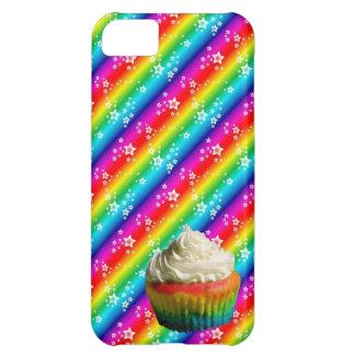 Rainbow Cupcake smartphone case iPhone 5C Cover