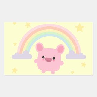 Rainbow Cutie Stickers