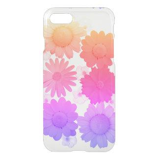 Rainbow Daisy Flowers Artsy Photography iPhone 7 Case