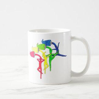 Rainbow Dancers mug