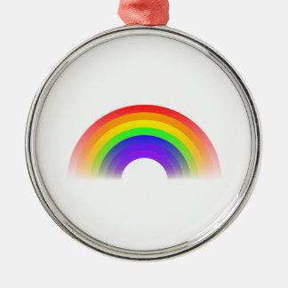 Rainbow Christmas Tree Ornaments
