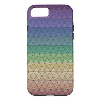 Rainbow Diamonds iPhone 7 Case