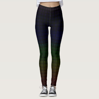 Rainbow Disco Leggings