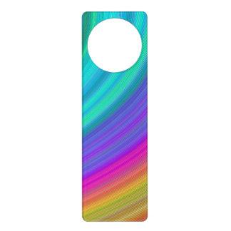 Rainbow Door Knob Hangers