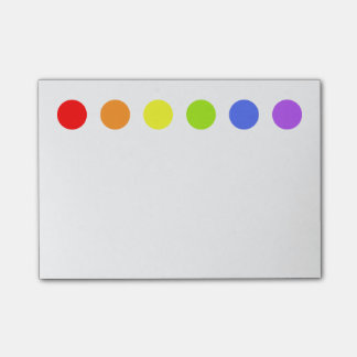 Rainbow Dots Notes