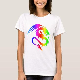 Rainbow Dragon 4 T-Shirt