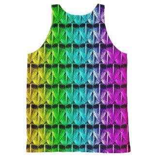 Rainbow Dragon All-Over Print Singlet