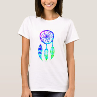 Rainbow Dream Catcher T-Shirt