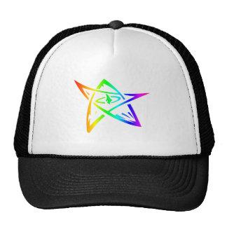 Rainbow Elder Sign Cap
