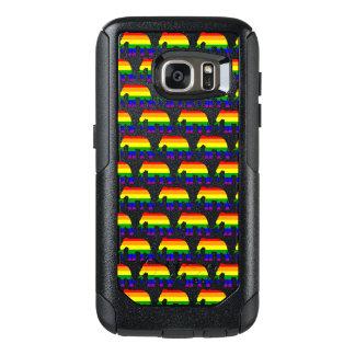Rainbow elephant pattern OtterBox samsung galaxy s7 case