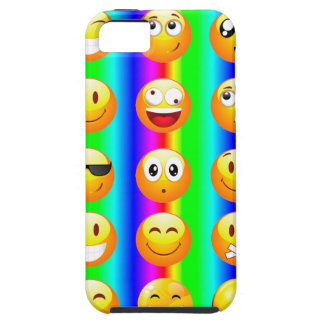 rainbow emoji case for the iPhone 5