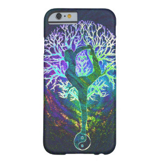 Rainbow Energy Yin Yang Yoga Barely There iPhone 6 Case