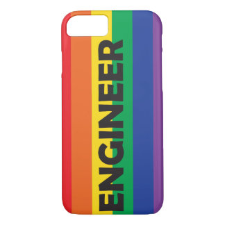 Rainbow Engineer Phone Case