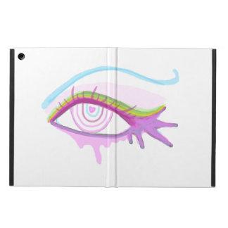 Rainbow Eye Cover For iPad Air