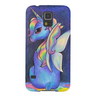Rainbow Faerie Unicorn Case For Galaxy S5