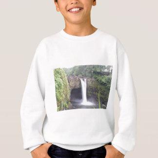 Rainbow Falls Hawaii Sweatshirt
