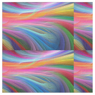 rainbow feather.png fabric