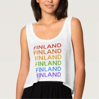 Rainbow FINLAND shirts & jackets