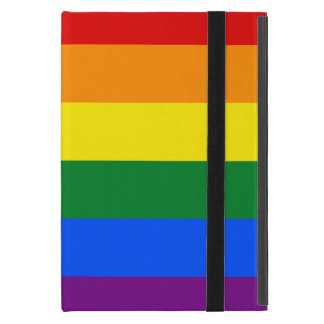 Rainbow Flag Case For iPad Mini
