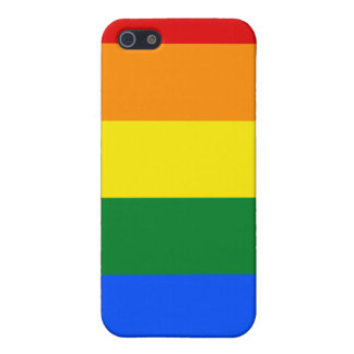 Rainbow Flag Case For iPhone 5/5S