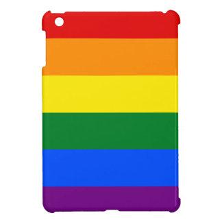 Rainbow Flag Case For The iPad Mini