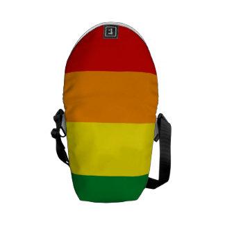 Rainbow Flag Courier Bag