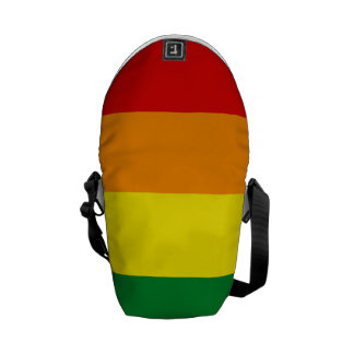 Rainbow Flag Courier Bags