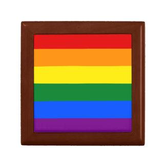 Rainbow Flag Gift Box