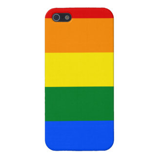 Rainbow Flag iPhone 5/5S Case