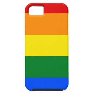 Rainbow Flag iPhone 5 Cover